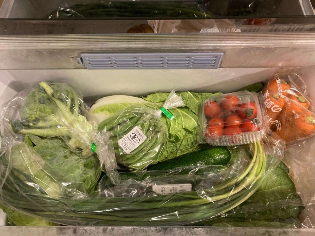 ミレーの無農薬野菜定期宅配